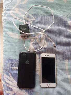 GANGA!! Vendo hermoso iphone 6s de 32gb 10/10