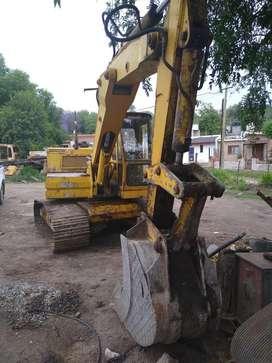 Excavadora Tortone