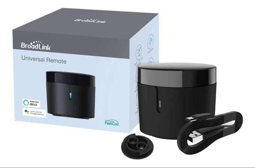 Domotica - Broadlink Rm4 Mini Control Universal infrarojo - Wifi 0