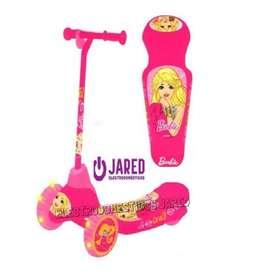 Scooter Electrico Barbie Original Electrodomesticos Jared