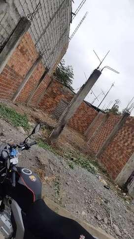 Vendo solar de 6x 17.Precio Negociable En Construccion en Yaguachi