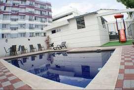 D147 - Venta Departamento en Kennedy Norte por estrenar - 156 metros totales - 3 dormitorios - Norte de Guayaquil