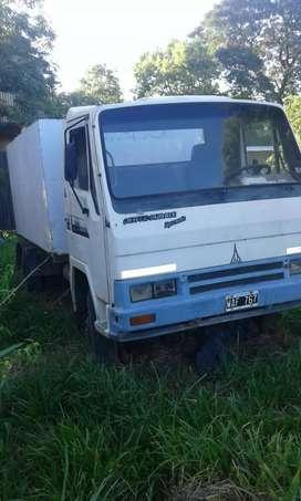 Permuto camion por terreno o casa en Colonia Benitez o Resistencia