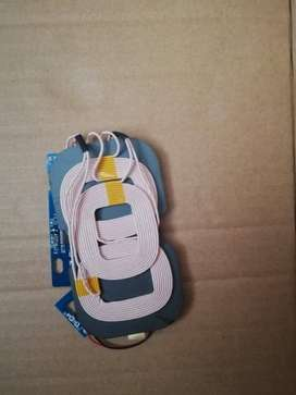 Cargador inalámbrico circuito 3 bobinas QI