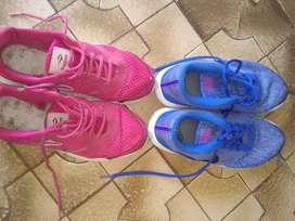 Zapatillas dama 38 y 39