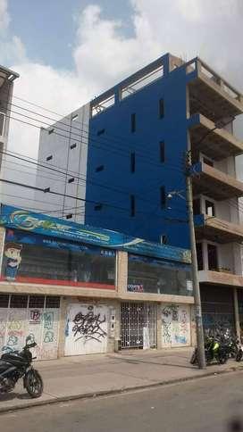 Mantenimiento de fachada