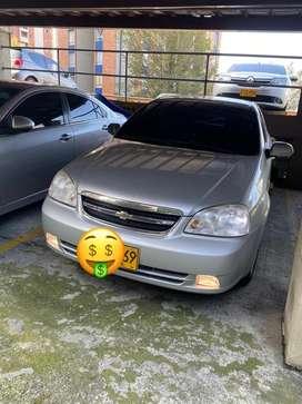 Vencambio Chevrolet Optra 2006. Perfecto estado.