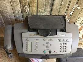 Fax y telefono!