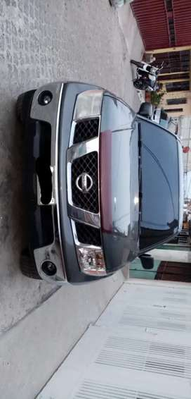 Nissan frontier SE doble cabina 4x4