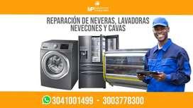 ARREGLO, MANTENIMIENTO Y REPARACIÓN DE LAVADORAS Y NEVERAS EN MEDELLÍN