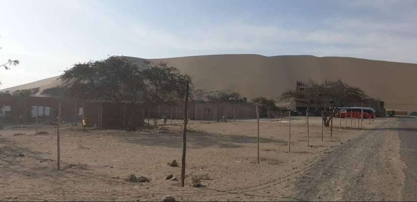 Listo para Construir, A 3 Minutos de Huacachina, Frente a la Urb. La Encantada. 0