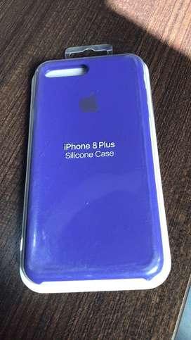 Funda de iphone 8 y 7 plus color violeta