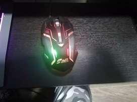 Vendo Teclado y mouse gamer
