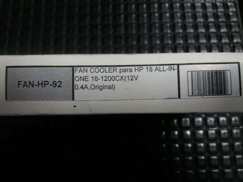 Fan Cooler para Hp 18 Todo en Uno 18 0