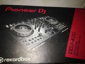 Vendo mi controlador DJ piooner djj 400