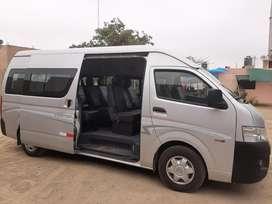 Microbus carrocera Marca foton motor isuzu ao 2019