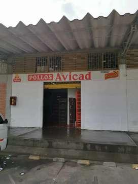 Bodega Cenabastos en Cucuta