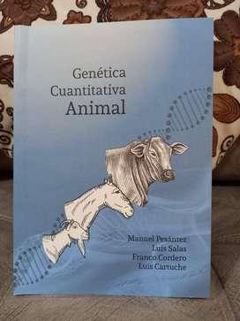 Genética Cuantitativa  Animal (Medicina Veterinaria)