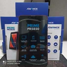 Tablet Advance Prime - 3g, Dual Sim - Android 8.1 WiFi Bt Nuevo