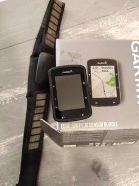Gamin edge 520plus