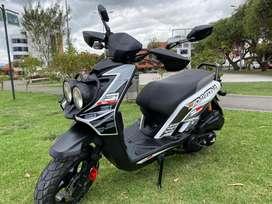Flamante scooter Daytona 2016