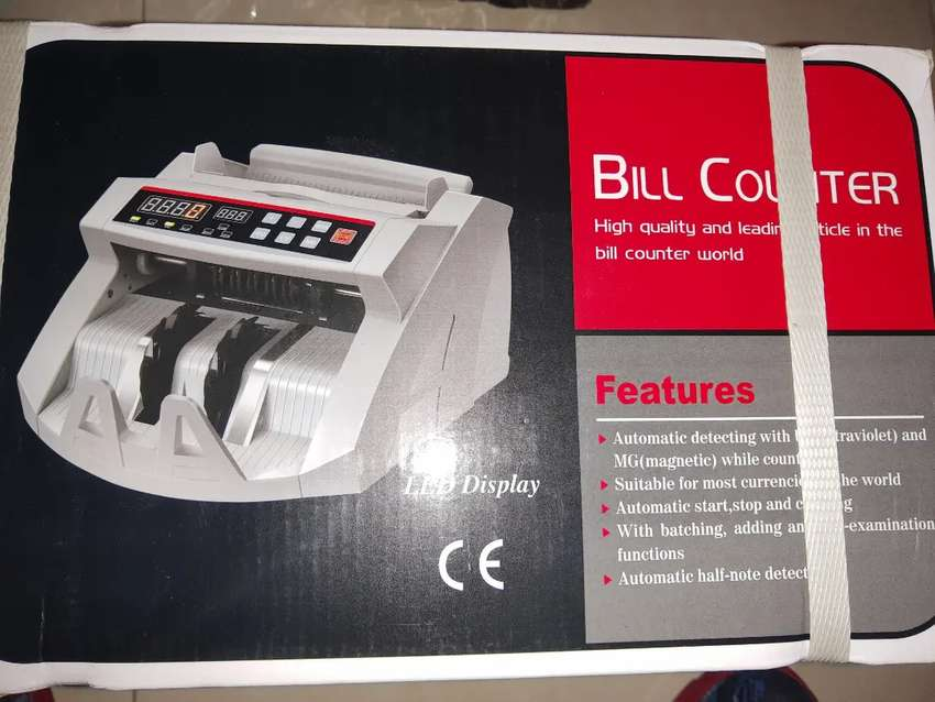 Máquina de contar billete Bill Conter