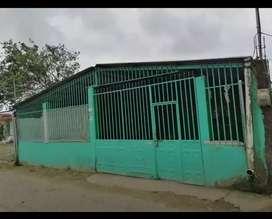 Vendo hermosa casa en la cooperativa Unión popular en el Carmen Manabí