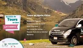 Servicio de tour en Lima