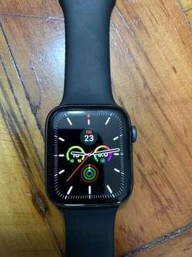 Apple Watch Serie 4, 44mm, negro
