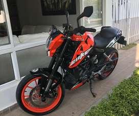 Moto DUKE 200 mod 2019
