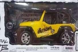 Carro Control Remoto Hummer, Mini Cooper o Jeep Abre Puertas Pilas Recargables