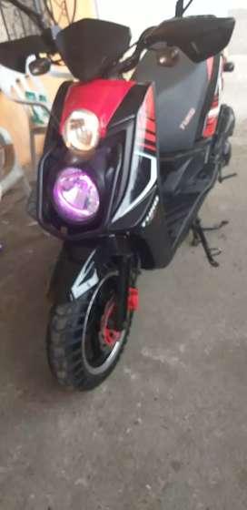 MOTONETA TUKO MOTOR 150 CC