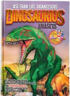 Libro Dinosaurious Jurasicos