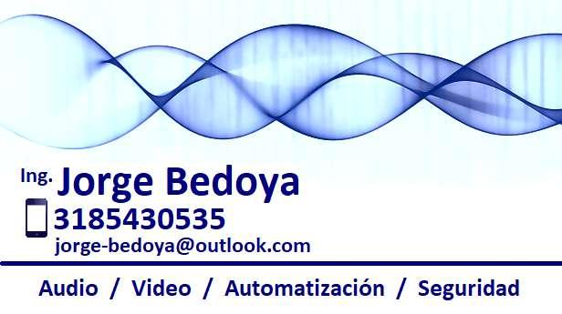 Venta de servicios de instalacion de Audio y Video 0