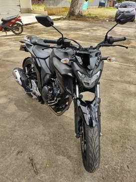Yamaha fz 250 modelo 2020