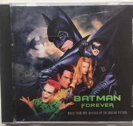 Batman Forever Cd importado