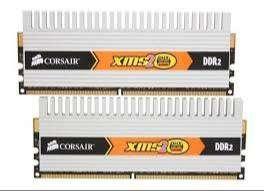 Memorias DDR2 de 2 GB, bus 800