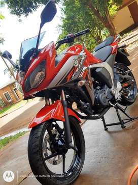 Yamaha Fazer Fi 150cc 2018 5000 Kms