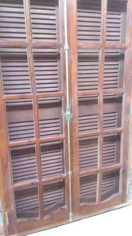 Puerta ventana