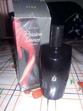 Vendo perfume para hombre