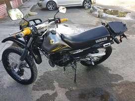 Vendo moto o cambio por una xr 150