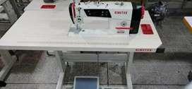 Máquinas de coser industriales nuevas