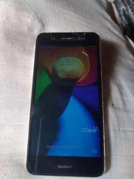 Se vende celular Huawei GR3