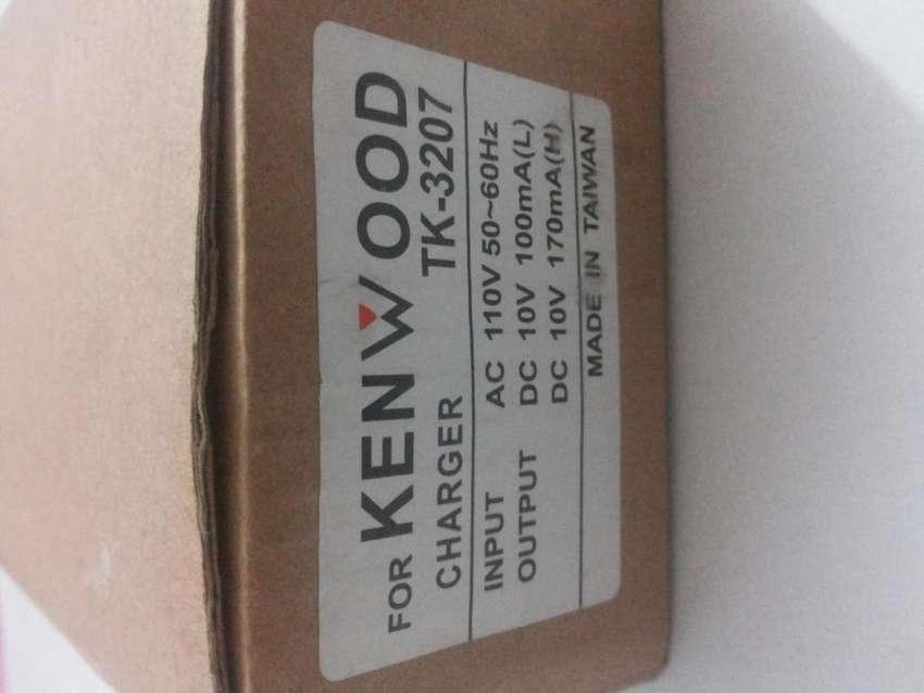 CARGADOR RADIO KENWOOD KSC31 NUEVO TK3207 TK2207 ETC