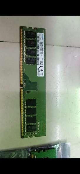 Memoria Ram DDR4 Para Pc a 2133mhz samsung de 8GB