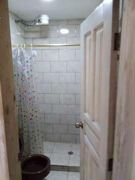 Alquilo ducha para bañarse