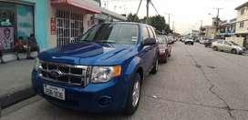 Vendo ford escape 2011 4x4 a gasolina v6 3.0