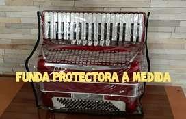 Fundas protectoras para acordeon y teclados