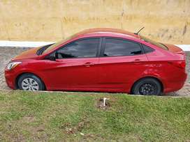 Hyundai Accent 2015 tiptronic