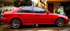 Honda Civic 95, nacional, mecánico, solo gasolina, motor 1500 D15B3